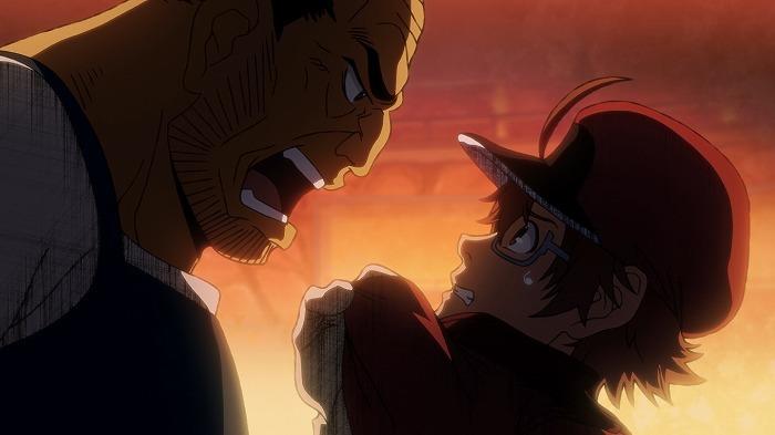 TVアニメ『はたらく細胞BLACK』第一話場面カット
