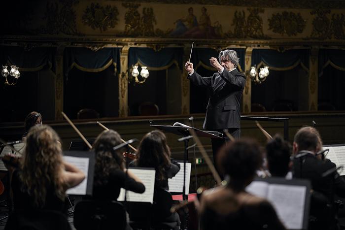 リッカルド・ムーティ指揮ルイージ・ケルビーニ・ジョヴァニーレ管弦楽団 特別配信