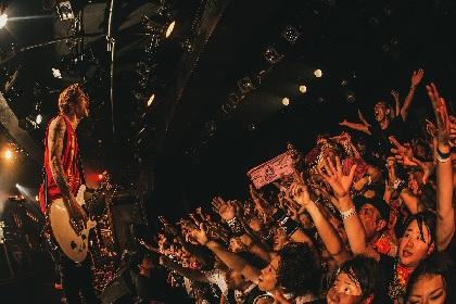 """Dragon Ash バンド初の試みとなる""""二段構成""""ツアー開幕、初日・名古屋公演オフィシャルレポート到着"""