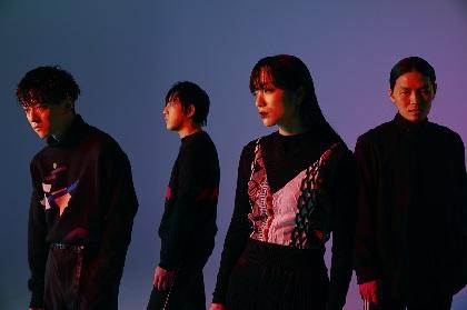 """雨のパレード ニューアルバム『Reason of Black Color』表題曲MVをSSTV""""JET""""で独占先行オンエア"""