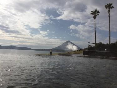 日帰り温泉ランキング3年連続1位は鹿児島の絶景温泉