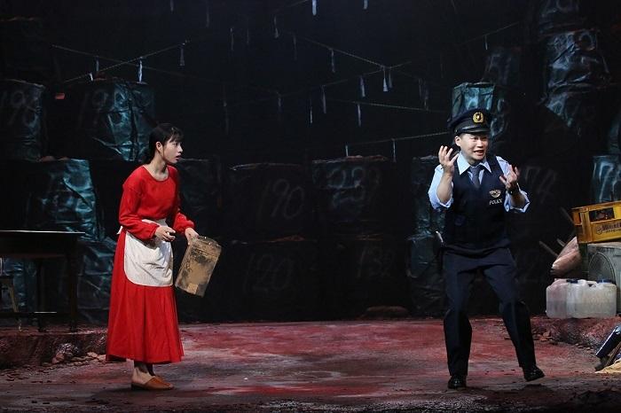左より)石原さとみ、 矢本悠馬 提供:ホリプロ 撮影:宮川舞子