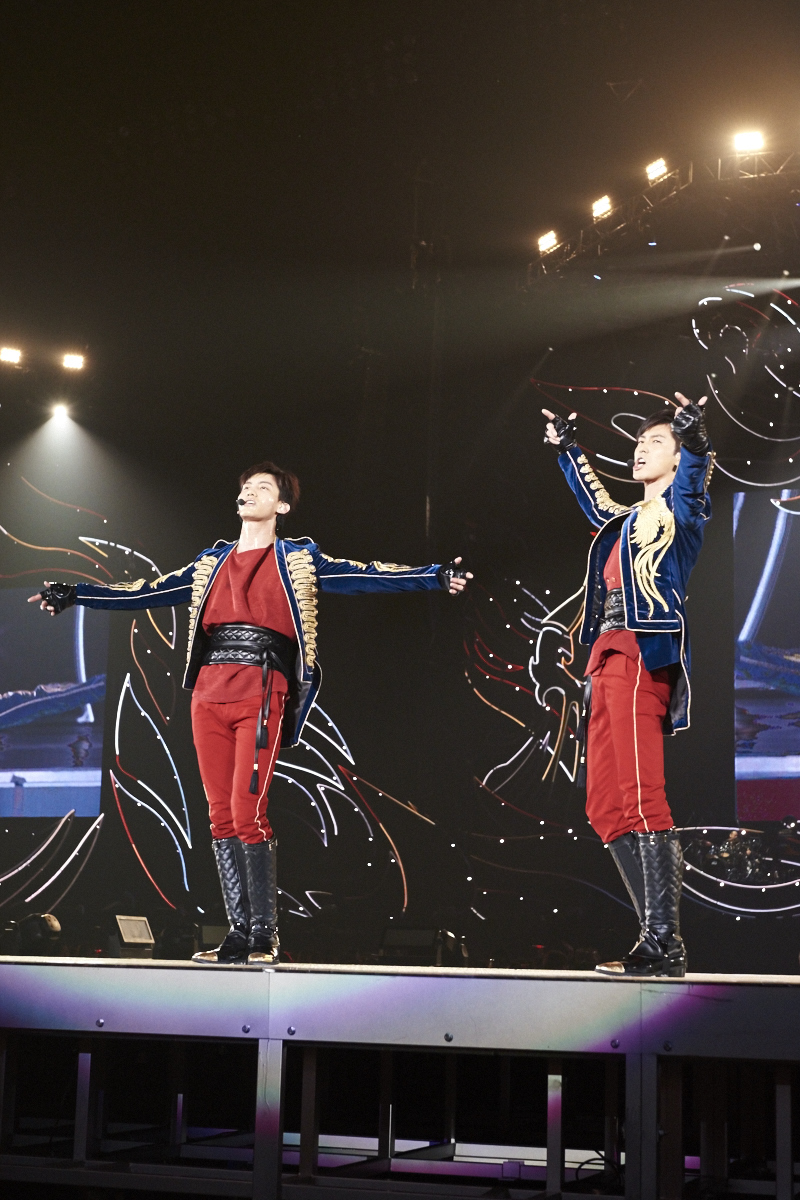 『東方神起 LIVE TOUR 2017 ~Begin Again~』札幌ドーム