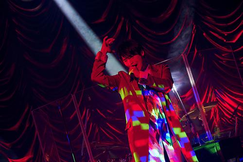 "▲MAKOTO FURUKAWA Streaming Kinema ""from fairytale"" ライブ写真 [カメラマン:後藤倫人(D-CORD)]"