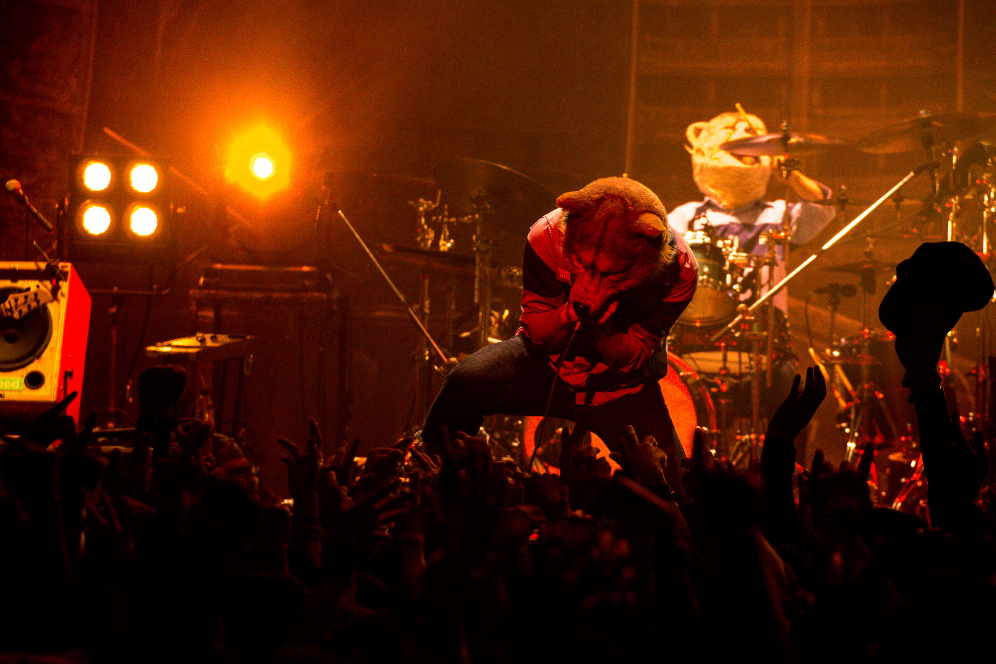 MAN WITH A MISSION  撮影=Daisuke Sakai