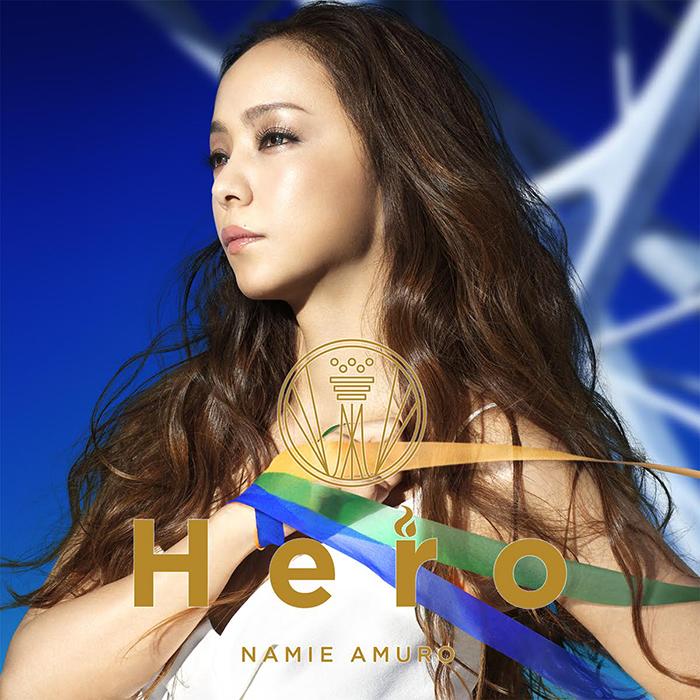安室奈美恵「Hero」CD