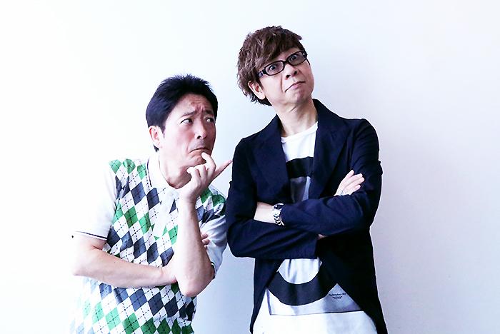 (左から)水島裕・山寺宏一