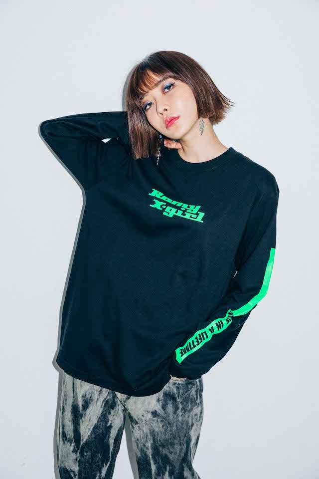 Romy × X-girl