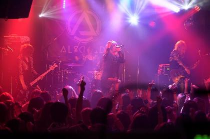 ALSDEAD活動停止前のシリーズライブ第3弾、9/19渋谷REXレポート