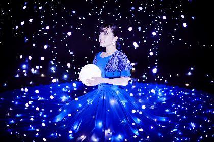 鈴木みのり、TVアニメ『恋する小惑星(アステロイド)』EDテーマ「夜空」ジャケ写、カップリング曲、リリースイベント情報解禁
