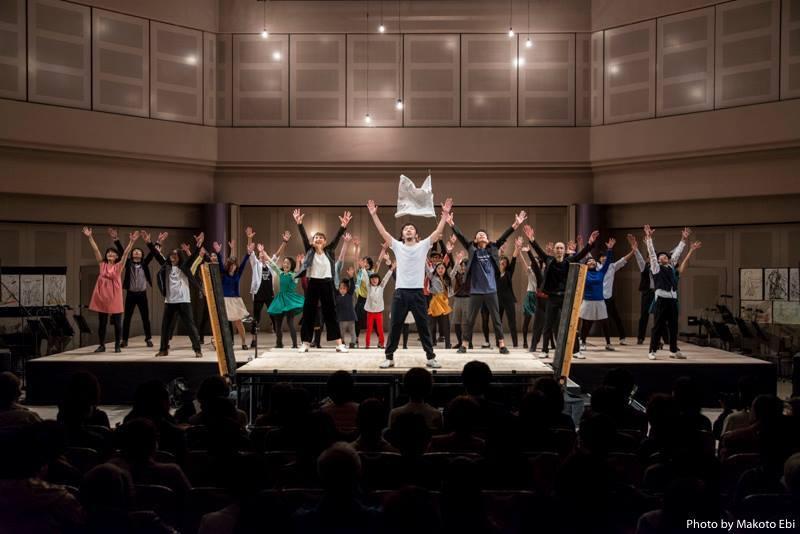 2015年「東北タップダンス&アートフェスティバル プレイベント」より