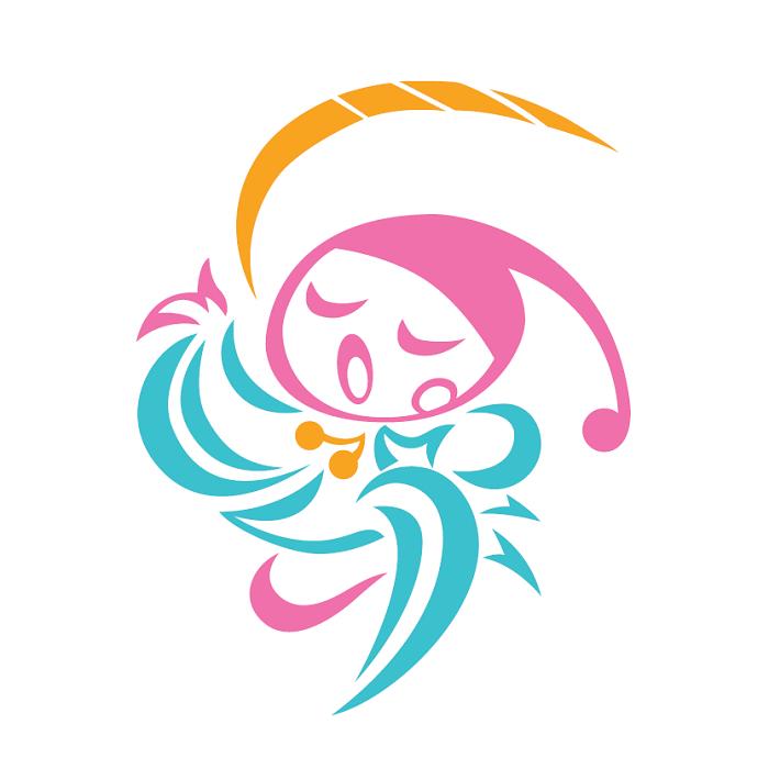 池袋演劇祭公式キャラクター「マイム」