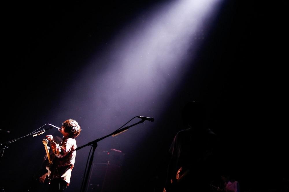 ヒトリエ Photo by 西槇太一