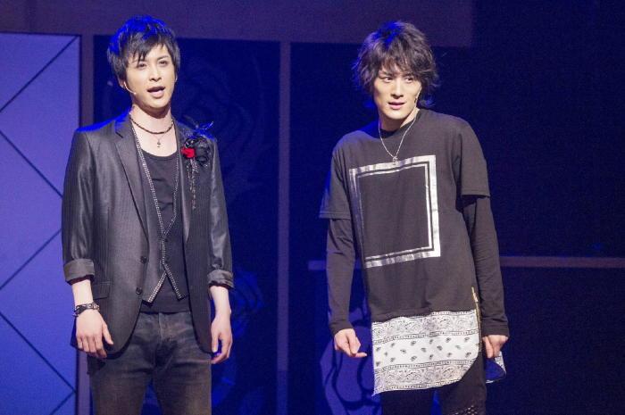 左から平田裕一郎、向山毅