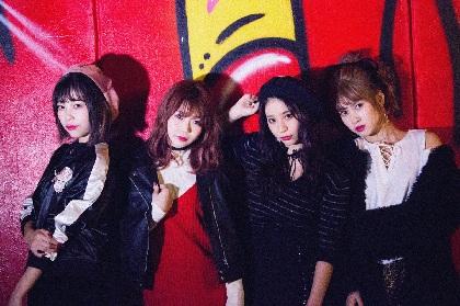 サンミニ、解散ライブで初披露したメンバー作詞曲「Dream」を配信リリース