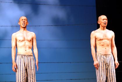 佐々木蔵之介、人生初の丸刈り頭で究極の愛を描く! 舞台『BENT』