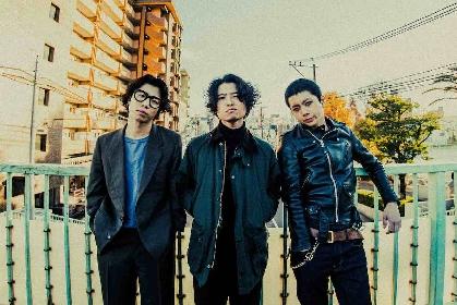 SIX LOUNGE、ニューアルバム『3』を4月にリリース決定 『Tumbling Dice TOUR』の映像も公開に