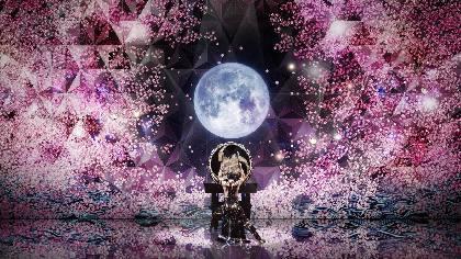 チームラボ、和太鼓エンタテインメント集団「DRUM TAO」の公演『万華響-MANGEKYO-』でステージの映像演出を担当