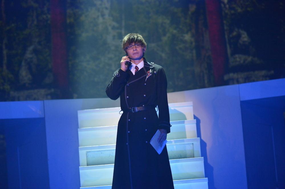 (C)2017 加藤和恵/集英社・舞台「青の祓魔師」プロジェクト