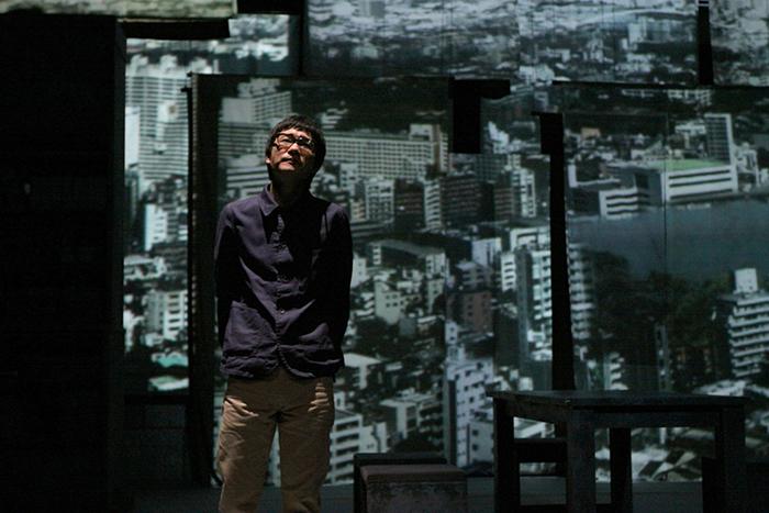 2013舞台写真『獣の柱』