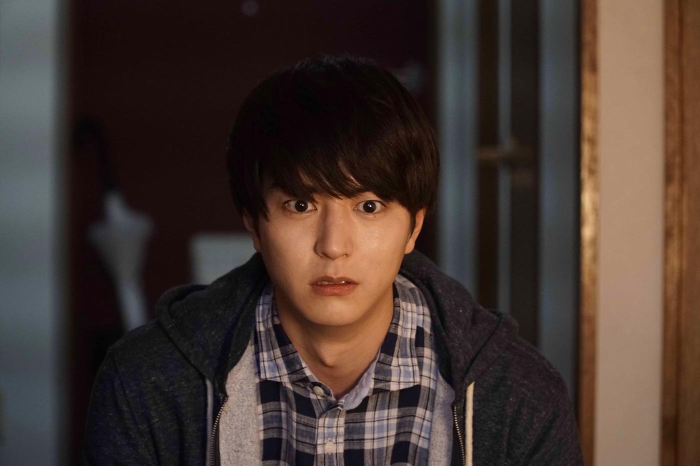 映画『シライサン』稲葉友 (C)2020松竹株式会社