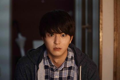 乙一氏の長編監督デビュー作『シライサン』に俳優・稲葉友が出演 眼球破裂の不審死事件を追う大学生役