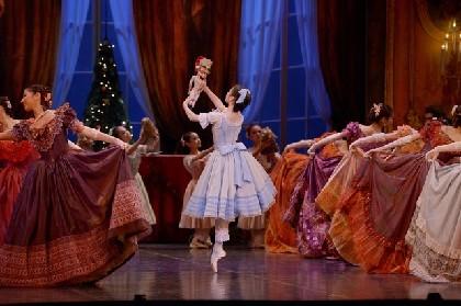 牧阿佐美バレヱ団「くるみ割り人形」阿部裕恵ら若手ダンサーも