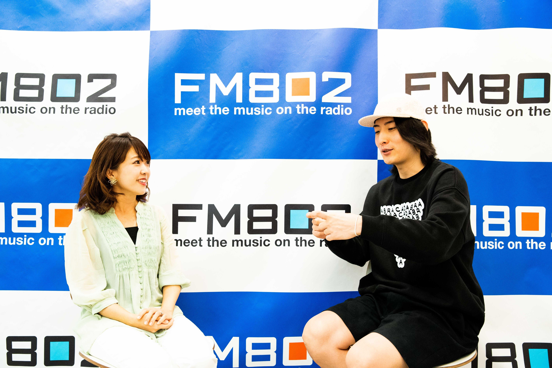 ビッケブランカ×鬼頭由芽(FM802 DJ)