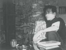 山田正亮ポートレート 1956 年