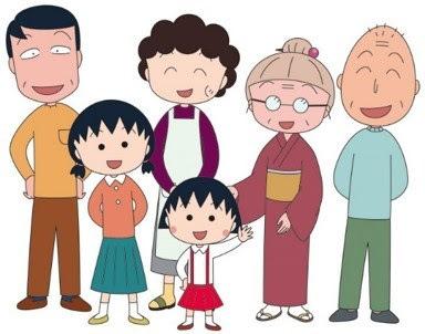 『ちびまる子ちゃん』 (C)さくらプロダクション/日本アニメーション