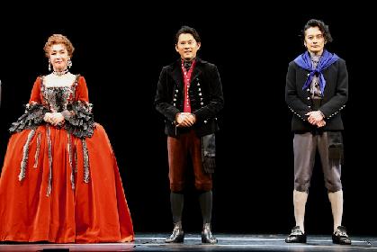 今井翼「化学反応を大事にしたい」 新作オリジナルミュージカル『ゴヤ-GOYA-』いよいよ開幕