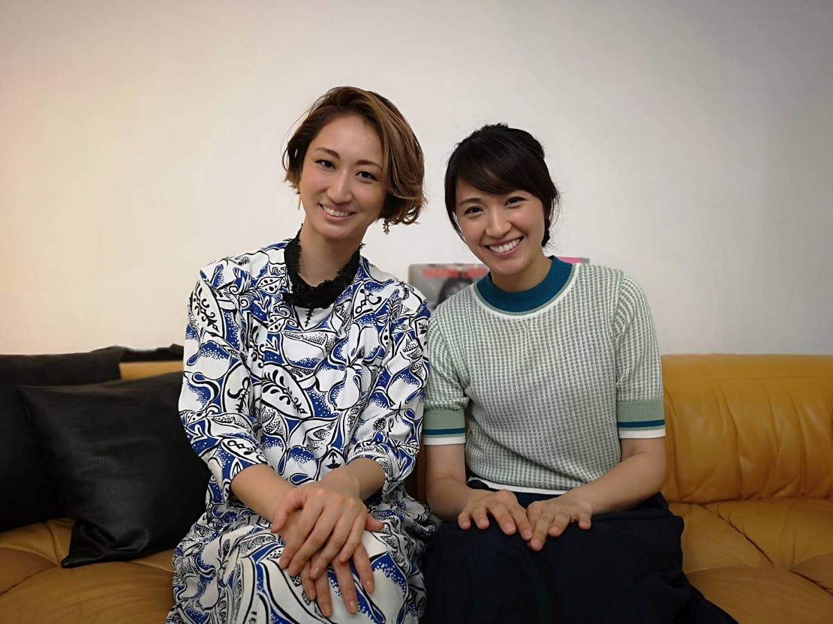 Ms.OOJA、浅尾美和