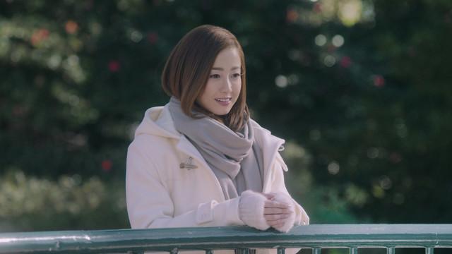 BoAニューアルバム「私このままでいいのかな」CMのワンシーン。