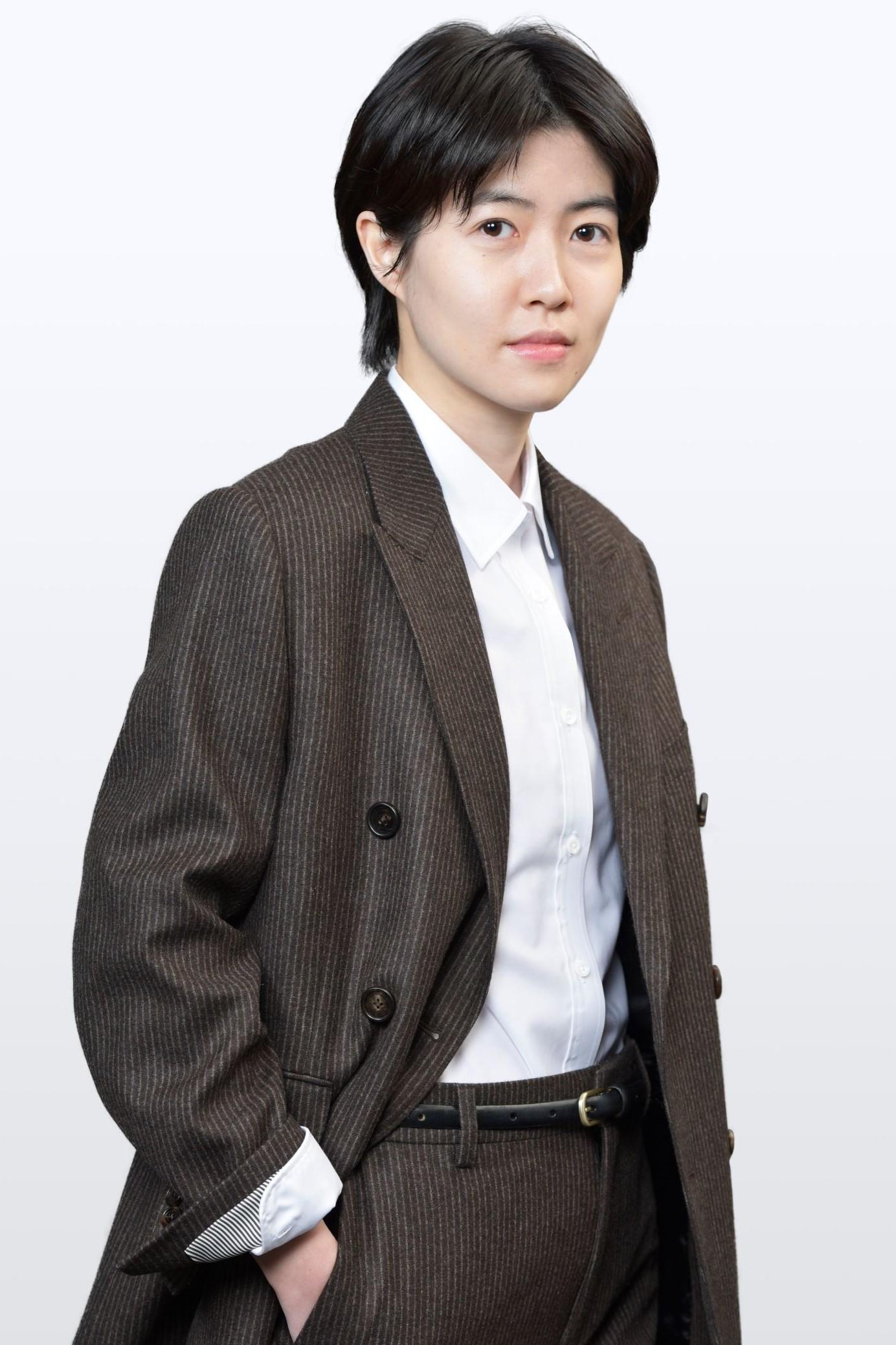 シム・ウンギョン演じる倉木セナ (C)「アノニマス」製作委員会