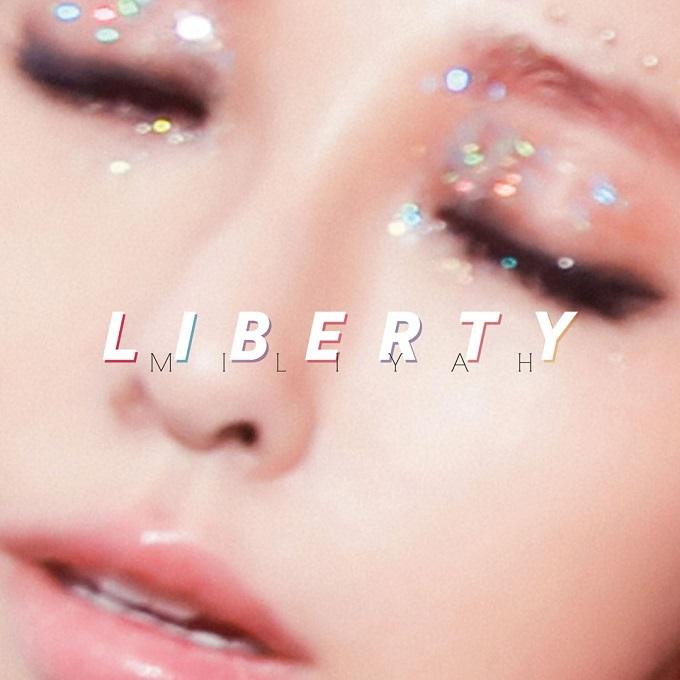 加藤ミリヤ『LIBERTY』通常盤