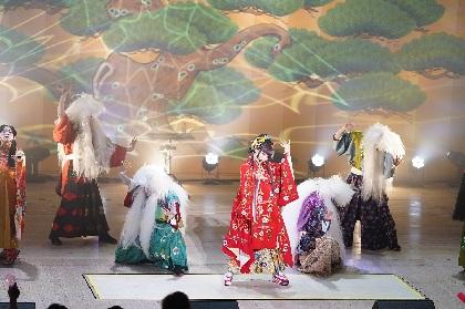 平成のポップアイコン・きゃりーぱみゅぱみゅ、京都・南座での平成最後のライブで「令和はもっと傾(かぶ)く」と宣言
