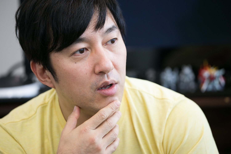 ザ・プロデューサーズ/第11回 須田剛一氏