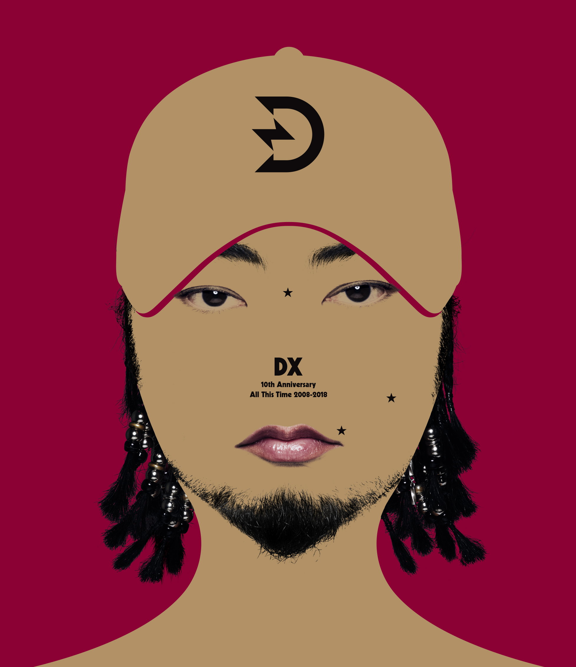 Diggy-MO'『DX - 10th Anniversary All This Time 2008-2018 -』初回盤