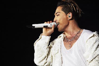 SOL(BIGBANG)、ワールドツアー『TAEYANG 2017 WORLD TOUR <WHITE NIGHT>』が開幕 2日間で5万人を魅了