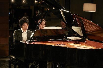 ピアノソロ奏者の米津真浩&小瀧俊治がガチンコ連弾 パワフルかつ繊細なタッチに会場を圧倒