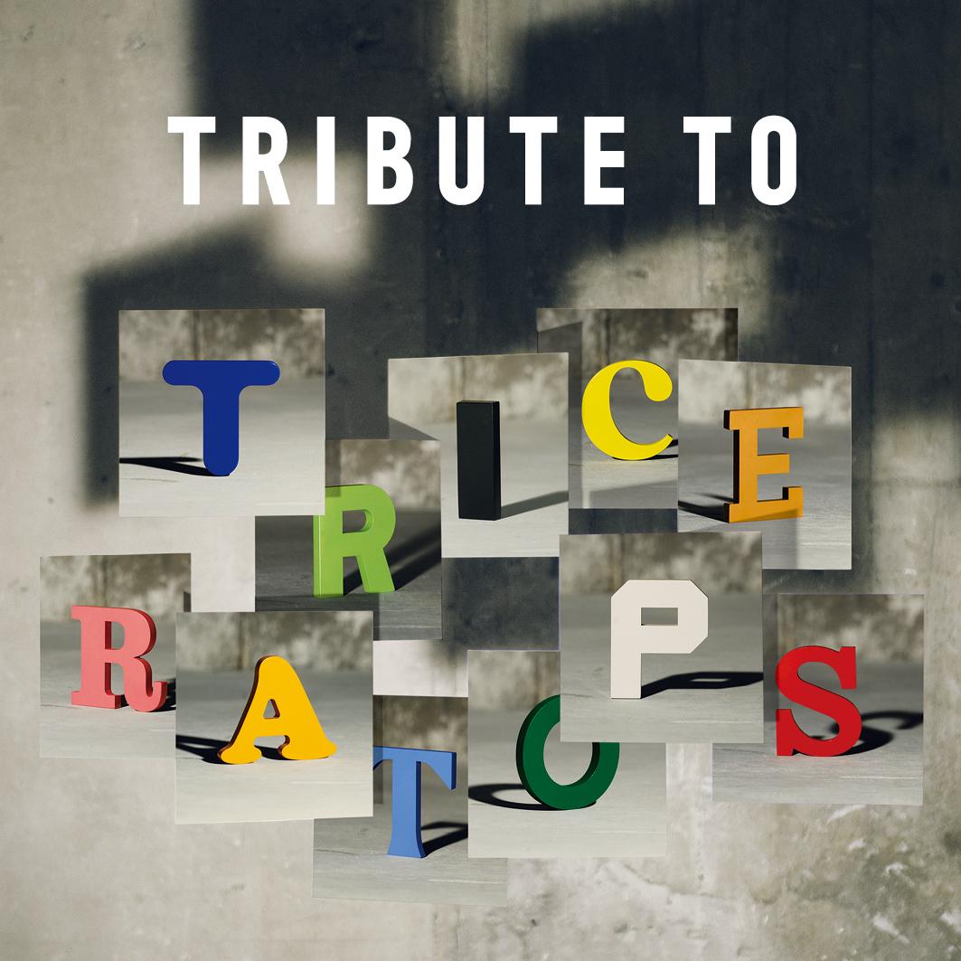 トリビュートアルバム『TRIBUTE TO TRICERATOPS』