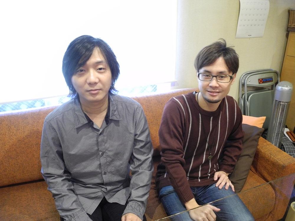 左:水谷広実氏 右:片山修志氏