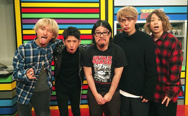 スペースシャワーTV「モンスターロックマンスリー特集:ONE OK ROCK 総集編」ビジュアル