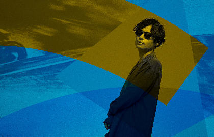 中田裕二、ニューアルバム『PORTAS』全曲先行配信決定、週末には2つの配信イベントも開催