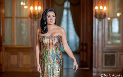 アンナ・ネトレプコ出演のオペラを連日放送