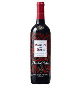 「カッシェロ・デル・ディアブロ デビリッシュエディション カベルネ・ソーヴィニヨン ≪赤≫フルボディ」熟したベリー系フルーツのアロマと なめらかなタンニンのバランスがすばらしい