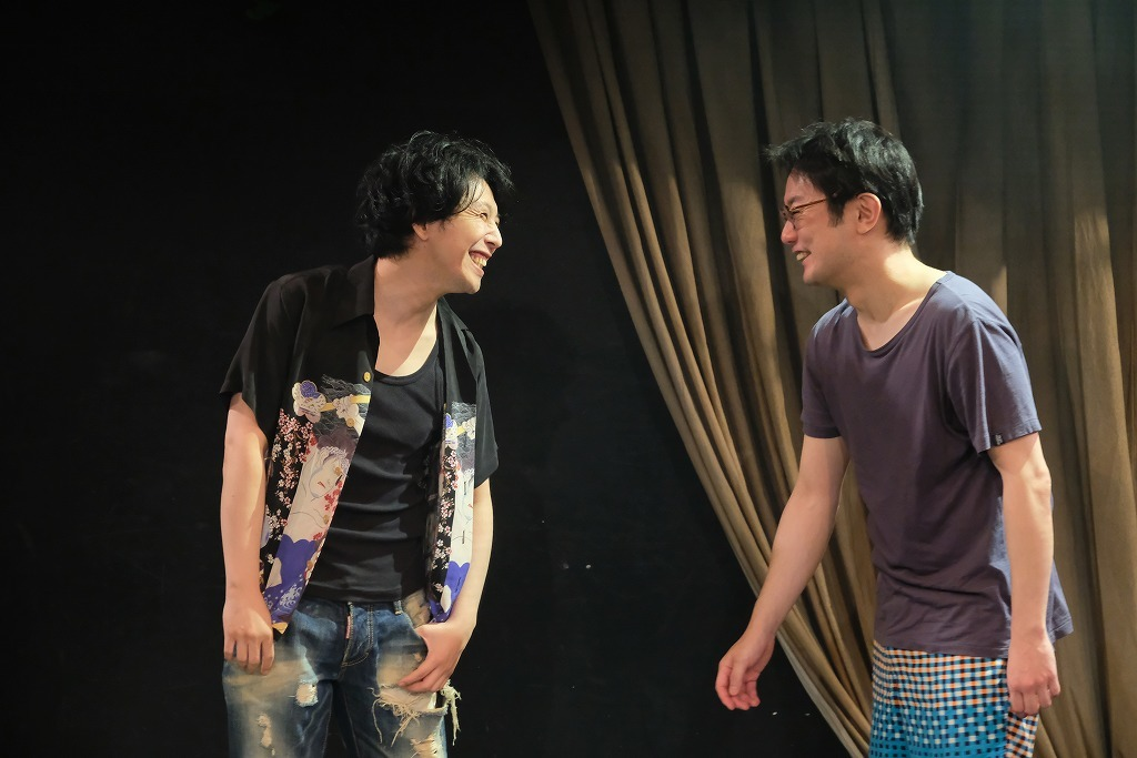 本多劇場グループ next「DISTANCE-TOUR-」札幌公演より