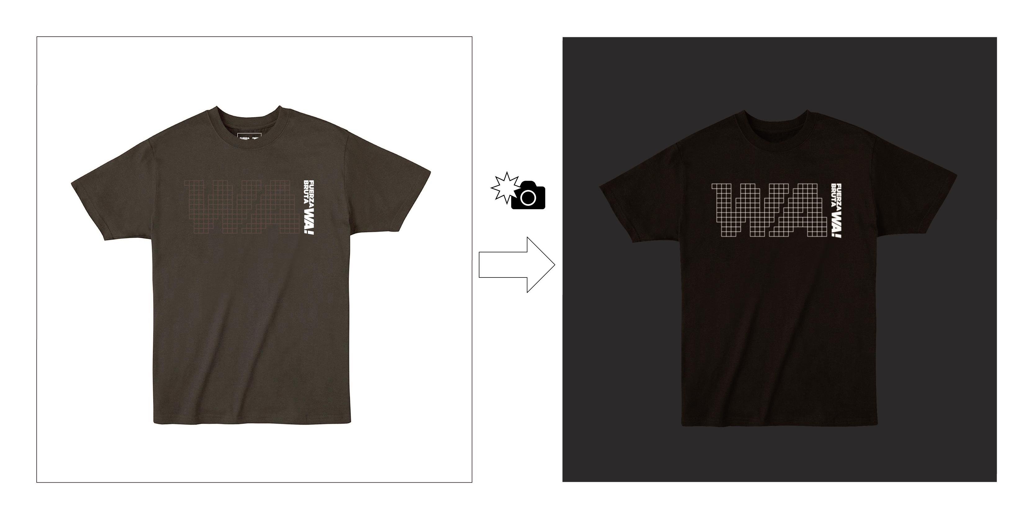 「アンリアレイジ」デザインのオフィシャルTシャツ