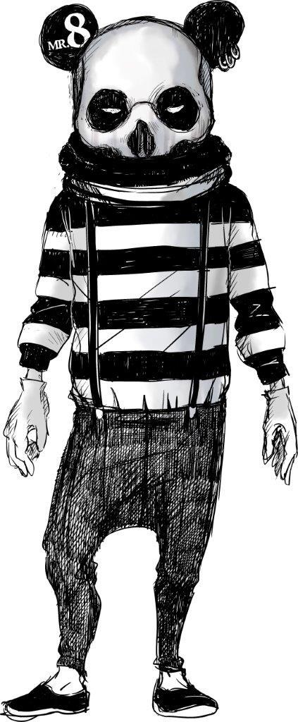MR.8キャラクター