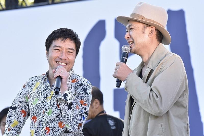 『浜崎貴司 集まれ! オールクマモト GACHIスペシャル in 熊本城』(C)MICHIHARU BABA / AYAHA FUJII
